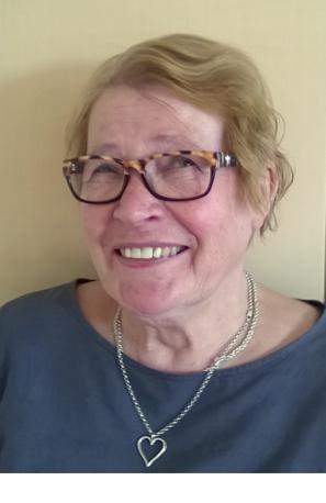 Tilkkumylly-tapahtuman luennoitsija Aava-Leena Kurki